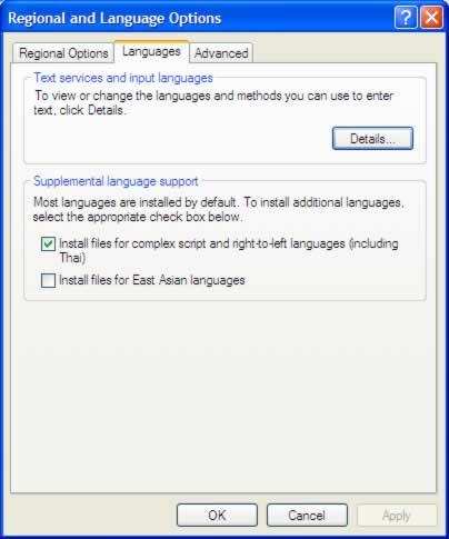 Install Nepali Unicode in Windows
